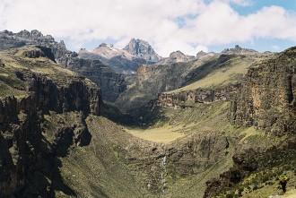 Восхождение на гору Кения