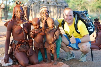 Экспедиции в племена Африки