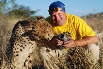 Экспедиция в  Замбию и Намибию