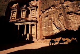 Фототур  в Иорданию: Петра – затерянное чудо Востока