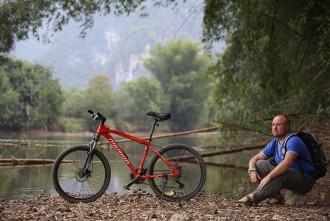 Экспедиция в Китай: На велосипеде по окрестностям Яншо. Часть 5