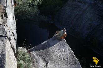 Тур Букский каньон, сплав по горному Тикичу.