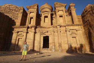 Путешсвие в Иорданию. Петра - затерянное чудо Востока. Часть 1