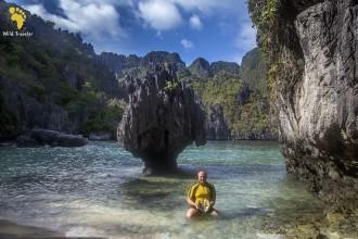 На каяке по Филиппинам. Дорога в Рай, день 3-4