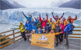 Экспедиция Paganel Studio в Патагонию, январь-февраль 2018